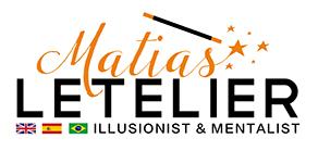 Matias Letelier - Zoom Magician/Mentalist for virtual events